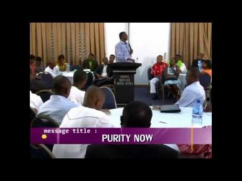 Purity Now - Eastwood Anaba