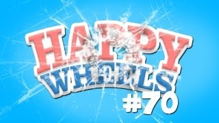 I BROKE HAPPY WHEELS! - Happy Wheels - #70