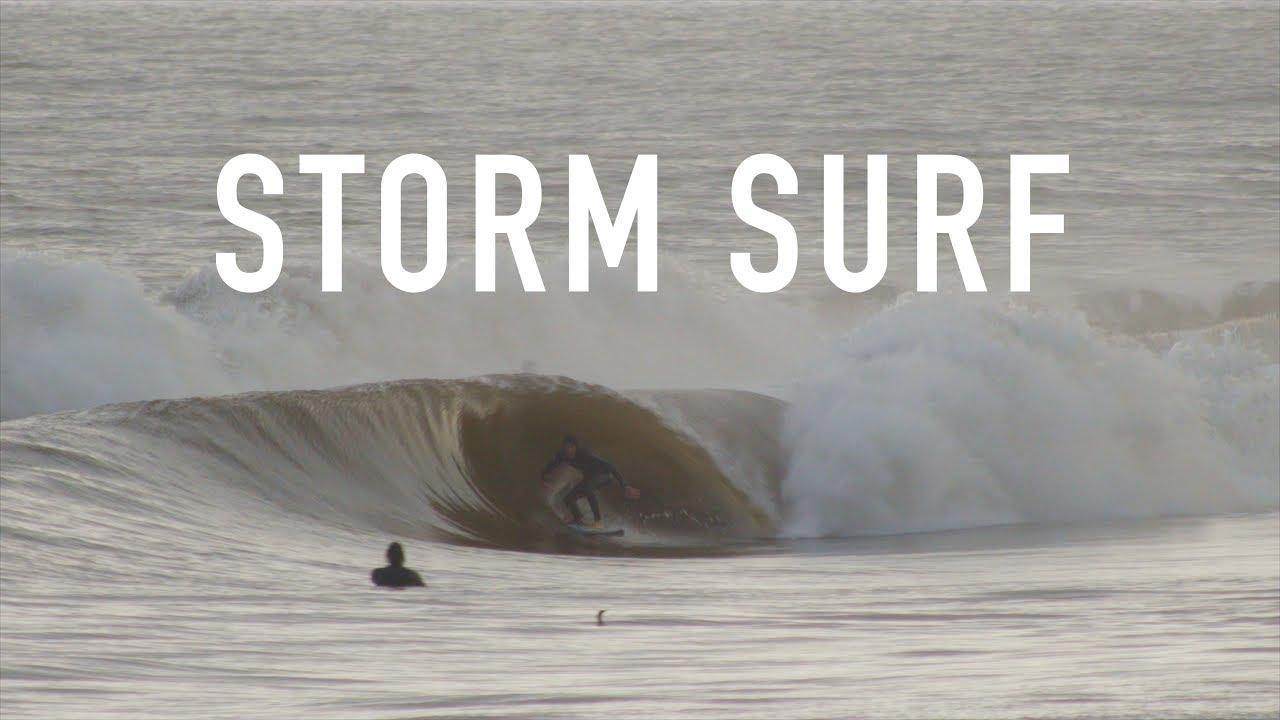 Storm Surf Barrels