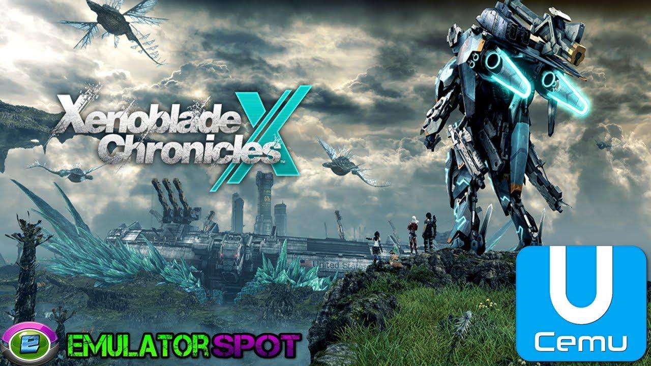Xenoblade Chronicles X - Cemu Wiki