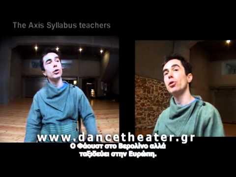 Baris Mihci - The Axis Syllabus (Interview)