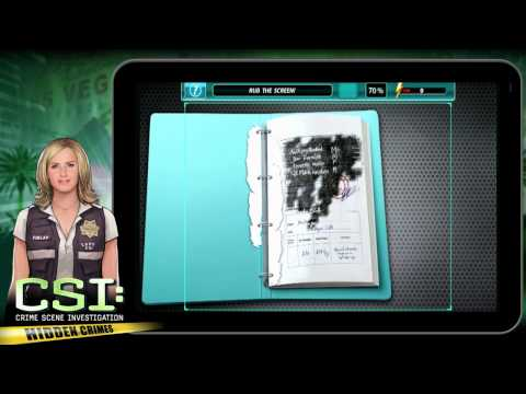 CSI: Hidden Crimes -- Launch Trailer
