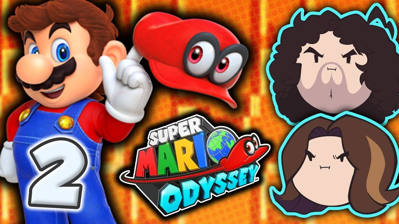 Super Mario Odyssey Meme With Me Part 2 Game Grumps