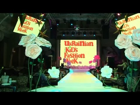 Odessa OFC Top Events Ukrainian Kid's Fashion Week FULL