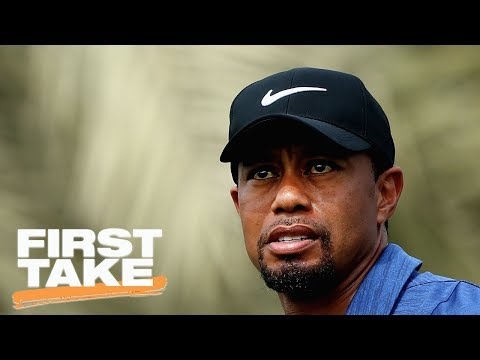 Tiger Woods Charged With DUI In Florida | First Take | May 29, 2017