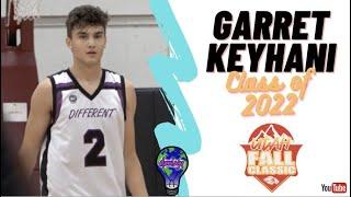 6'8 SF Garret Keyhani - DIFFERENT 2022 - Serra Hs - WCE Utah Fall Classic