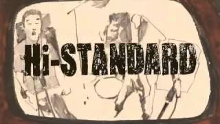 Hi-STANDARD MOSH UNDER THE RAINBOW In 2011, Hi-STANDARD, Japanese p...