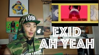 Download Video EXID - Ah Yeah MV Reaction MP3 3GP MP4