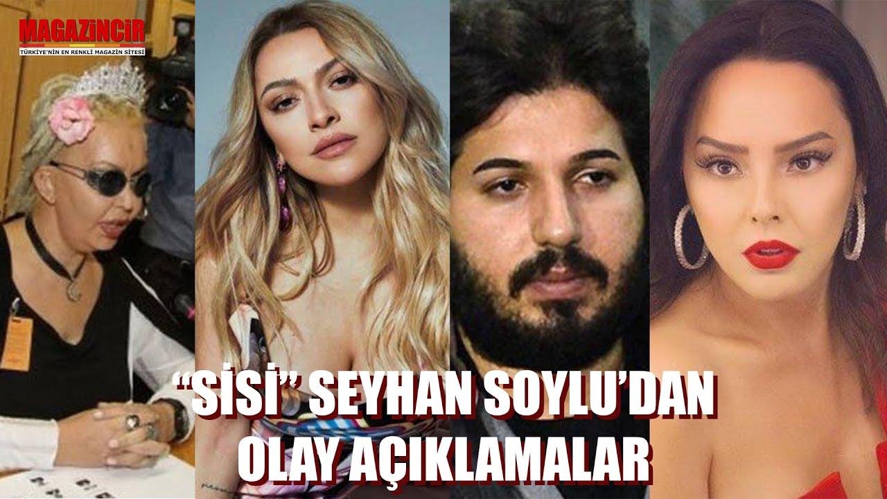 Sisi, Seyhan Soylu'dan Şok Açıklamalar