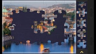 Magic Jigsaw Puzzles - Fŗee Game / Gameplay level 11