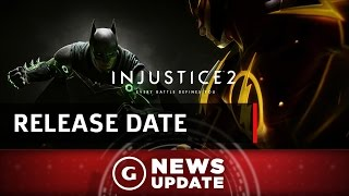 Injustice 2 Release Date Revealed - GS News Update