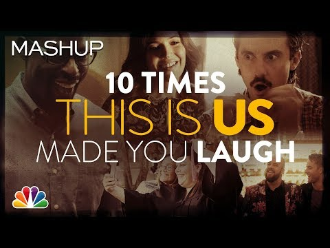 10 Times This Is Us Made Us Laugh (Mashup)