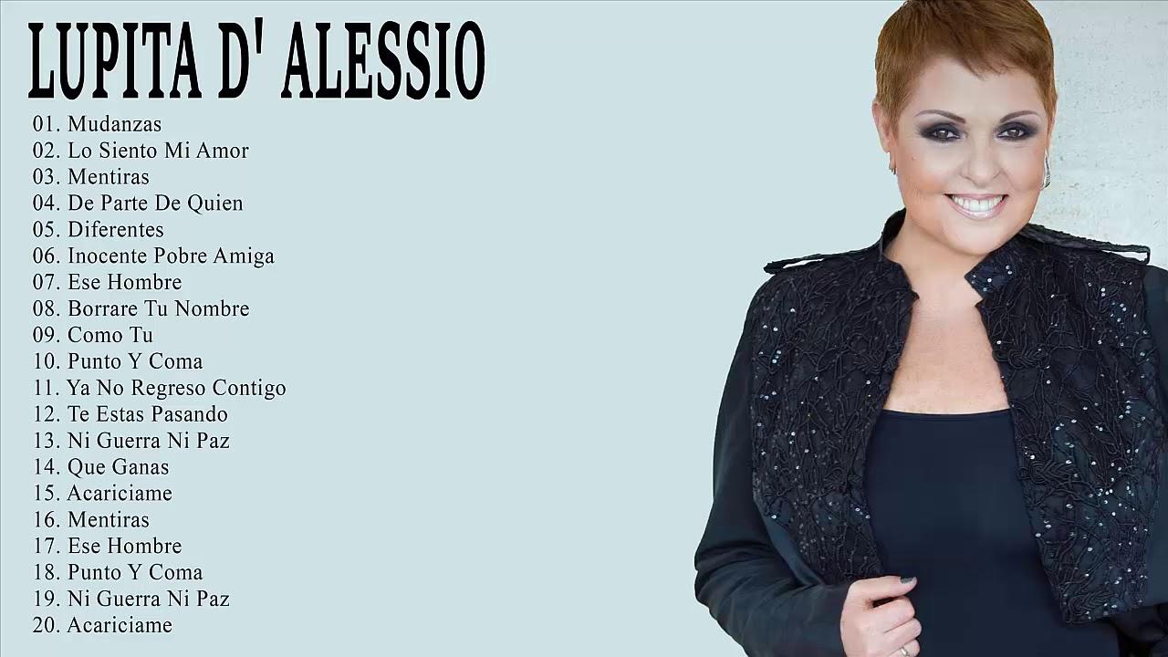 LUPITA D'ALESSIO, de la OSCURIDAD a la LUZ   La entrevista con Yordi Rosado