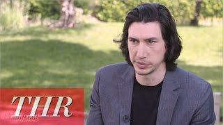 Adam Driver Talks