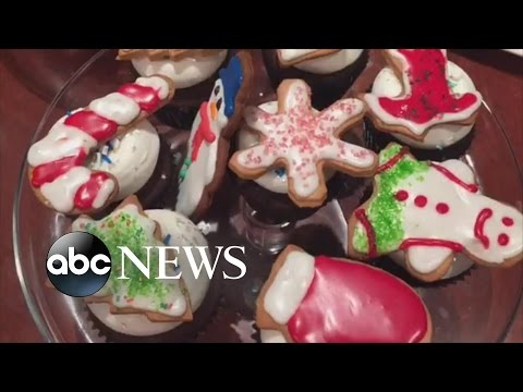 'GMA' Cookie Search: David Burke Whips Up Holiday Cookies