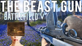 NEW Beast Gun, Firestorm Locations + Secret room - Battlefield V
