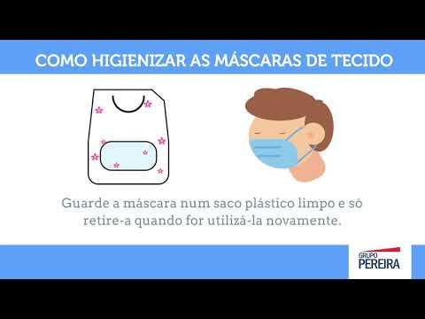 Instore - GPTV Higienização Máscara de Tecido