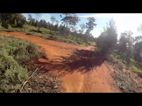 Griffith Feral Joggers 7.7km Surfers Course filmed with GOPRO3+ silver