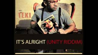 Unity Riddim ft Teki & Natural Roots Band - Tap Root Records 2013