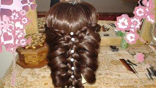 5 Peinados Faciles Rapidos Y Bonitos Con Trenzas De Moda Para Nina