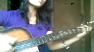 BASTA'T NANDITO KA LANG (((guitar cover))..