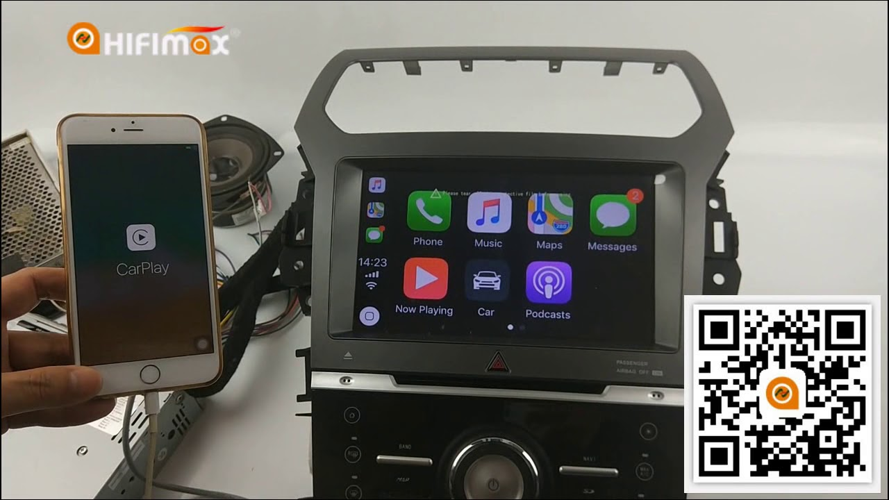 Carplay Android Auto Mirroring Usb Dongle For Aftermarket Android