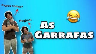 As garrafas