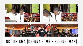 Baixar NCT 127 on Good Morning America (CHERRY BOMB + SUPERHUMAN)
