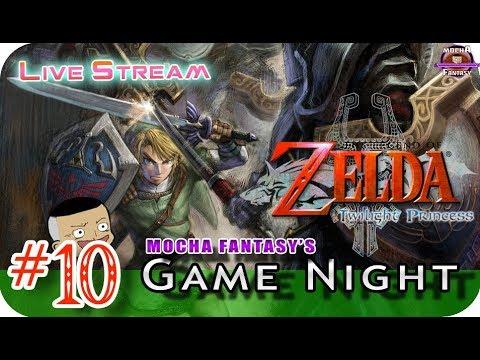 10.   Zelda: Twilight Princess (Livestream) Gunna be TIGHT!