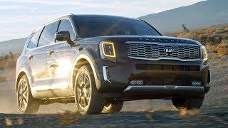2020 Kia Telluride | Driving, Interior, Exterior