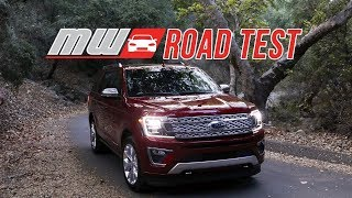 2018 Ford Expedition | Road Test