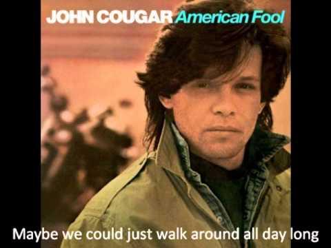 Hurts so Good Lyrics- John Cougar Mellencamp