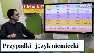 Niemiecki w parę minut - odcinek 17 - przypadki tabelka - gerlic.pl