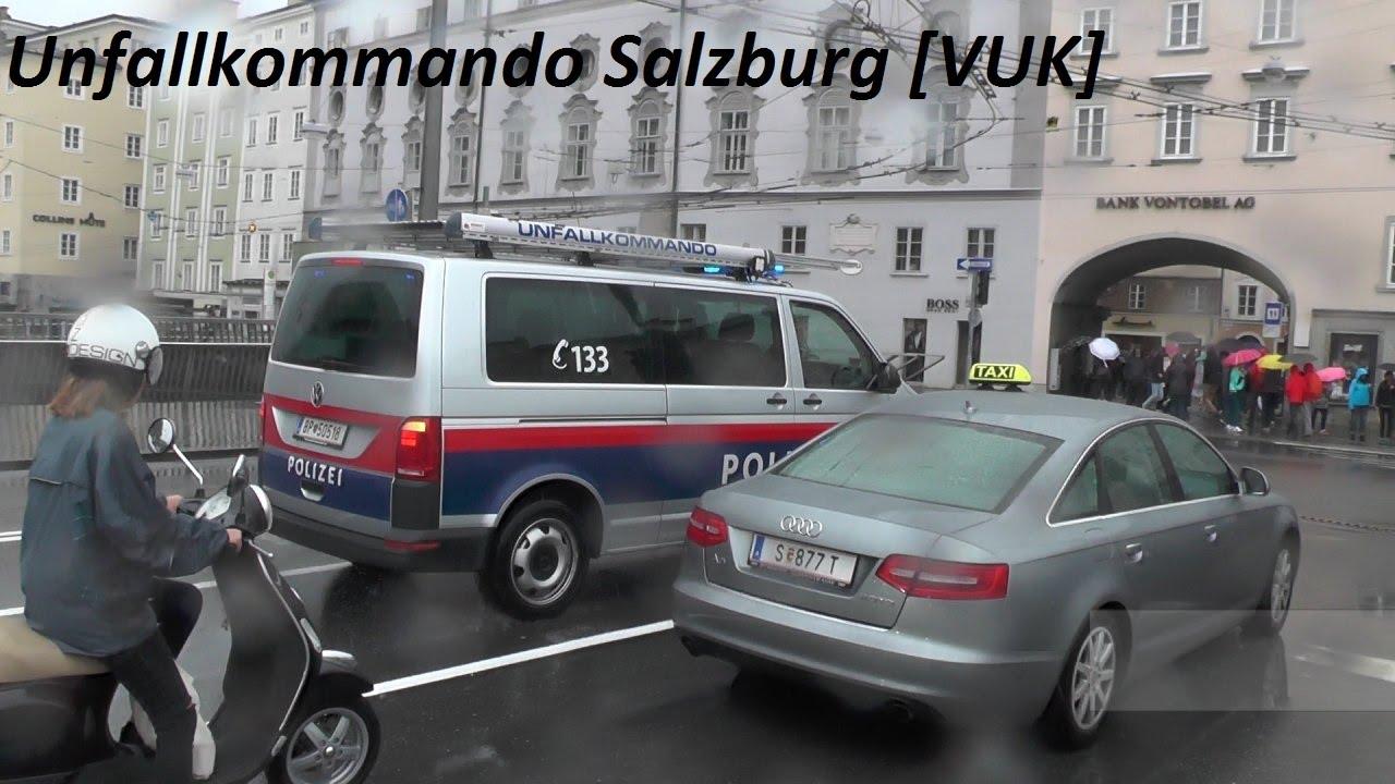 neuer vw bus verkehrsunfallkommando polizei salzburg. Black Bedroom Furniture Sets. Home Design Ideas