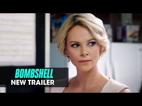 Bombshell (2019 Movie) New Trailer — Charlize Theron, Nicole Kidman, Margot Robbie