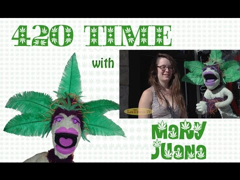 """420 Time with Mary Juana"" ~ Hit #5 ~ Ladies of Colorado"