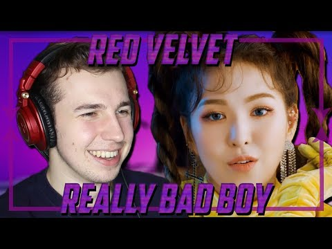 Music Critic Reacts to RED VELVET - REALLY BAD BOY