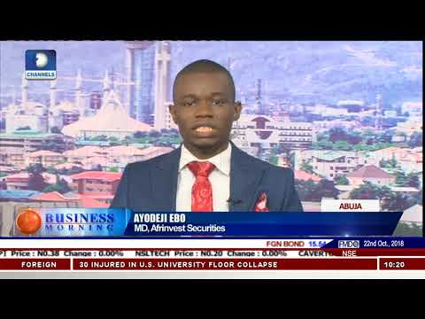 Expert Says Election Uncertainty Responsible For Decline In Banking Loans Pt.1 |Business Morning|