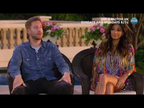 Matt Terry and Calvin Harris Bond Over Break Ups - The X Factor UK on AXS TV
