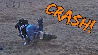 Ezt kár volt! | KTM 690 offroad vlog