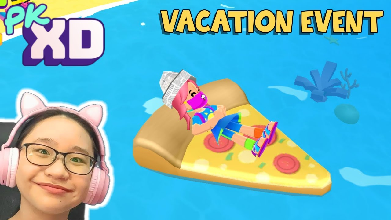 PK XD VACATION UPDATE Gameplay Part 12 iOS/Android - I'm on VACATION - Let's Play PKXD!!!