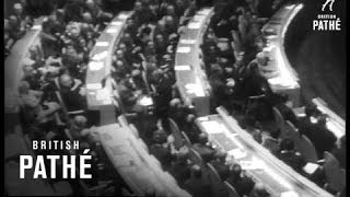 Opening Of UN General Assembly (1960)