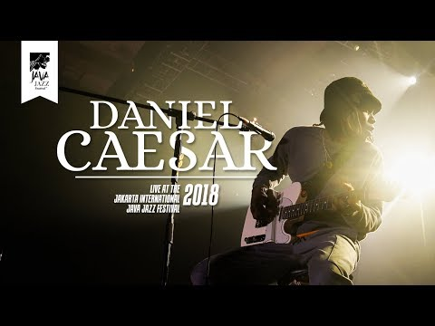 "Daniel Caesar ""Best Part"" Live at Java Jazz Festival 2018 Mp3"