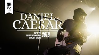 Daniel Caesar Best Part Live at Java Jazz Festival 2018 MP3