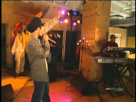 """Damian """"Junior Gong"""" Marley - Welcome To Jamrock (Live at AOL Sessions 2005)"""