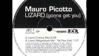 Mauro Picotto - Lizard (Megavoices Mix - Tall Paul Edit)