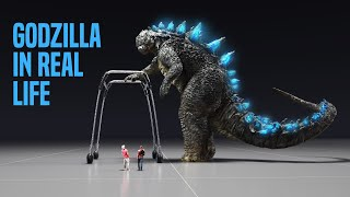 Scientists Found Real Godzilla On Earth