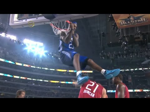 LeBron James' Best All Star Game Dunks