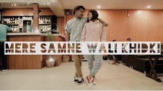 Download lagu Mere Samne Wali | Lyrical hip-hop choreography | Bishal thapa ft. naayana shrestha