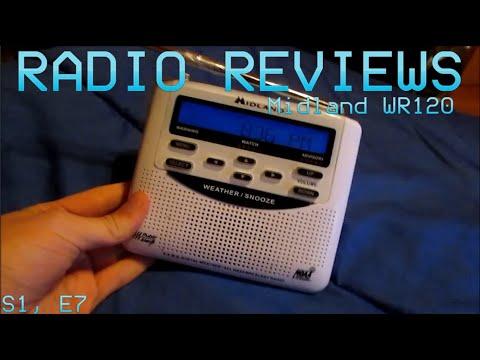 Radio Reviews: Midland WR120